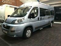 Auto-Sleeper Kemerton Peugeot 2.2 Cdi Luxury 2 Berth Camper Van For Sale