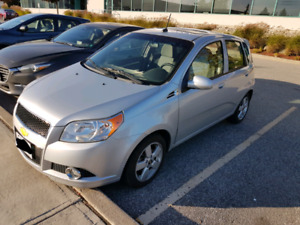 2011 Chevrolet Aveo 2011 76,000 kms only