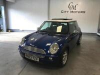 2003 MINI HATCHBACK 1.6 Cooper 3dr