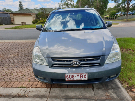 2008 KIA Grand Carnival Automatic 8 seaters (Rego till May)$5900 Forest Lake Brisbane South West Preview
