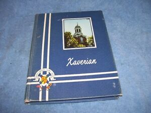 1965 1966 1967 Yearbooks Xaverian Saint Francis University NS
