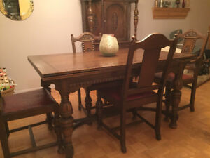 Dining set reduced