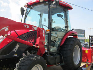 TRACTOR,TYM,454,(4X4),DIESEL,PACKAGE,MONCTON St. John's Newfoundland image 1