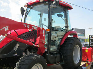 TRACTOR,TYM,454,(4X4),DIESEL,PACKAGE,MONCTON