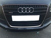 2009 AUDI Q7 GRILL IN GOOD CONDITION