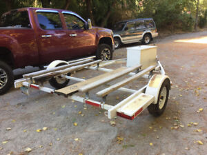 Sea-Doo trailer
