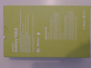 Samsung Galaxy Tab E 8po