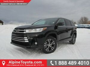 2018 Toyota Highlander LE AWD  AWD - Heated Seats - Bluetooth