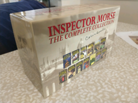 """Inspector Morse The Complete Collection - Books. Condition is """"good"""""""