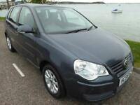 2008 Volkswagen Polo 1.4 SE 3dr