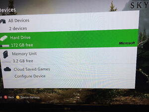 XBOX 360 240GB, 2 controllers, wireless charger, games $250 Moose Jaw Regina Area image 8