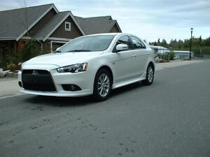 2015 Mitsubishi Lancer Sportback SE Limited Edition Hatchback