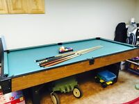 Pool table 100$ obo