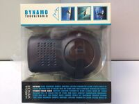Dynamo Wind-Up Torch & Radio Marks & Spencer New in box