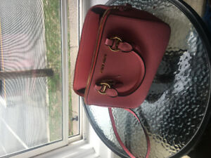 Pink Leather Miu Miu Purse