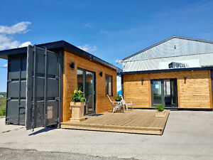 Shipping Container Office / Studio for sale