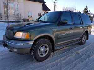 2000 Ford Expedition Eddie Bauer Triton