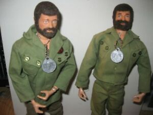 GI JOE, 3 JOE in excelent condition,TALK IN ENGLISH,see descrip