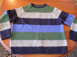 Gap, Pierre Cardin, Blue Notes & Claiborne Sweaters