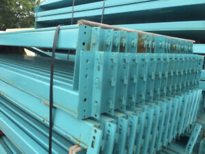 REDI-RACK LOAD BEAMS FOR PALLET RACKING