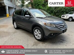 2012 Honda CR-V EX AWD + SUMMER SALE + ONE OWNER + LOCAL!