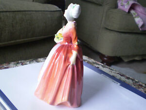 "Royal Doulton Figurine "" Janet "" HN1537 Kitchener / Waterloo Kitchener Area image 5"