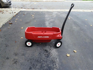 Wagon for children (Radio Flyer) West Island Greater Montréal image 1