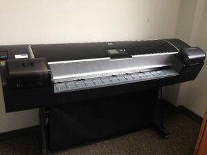 Large Scale HP Designjet Z5200 PostScript Printer