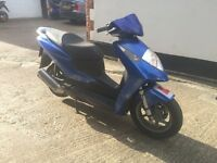 2003 Honda Dylan 125cc learner legal 125 cc scooter. Low 12k miles.