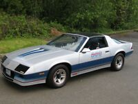 1982 Indy Pace Car Z28 Camaro