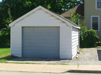 GARAGE FOR RENT ON WEST HAMILTON MOUNTAIN BY NEW ST. JOE
