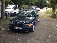 BMW 318 estate w reg mot £495