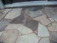 Stone Mason / Fireplace Remodelling / Patio Stone Installation