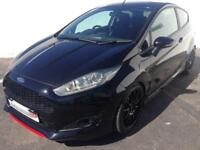 2015 65 FORD FIESTA 1.0 ZETEC S BLACK EDITION - LOW INSURANCE - PX/FINANCE