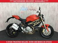 DUCATI MONSTER M1100 EVO ABS 20TH ANNIVERSARY LONG MOT FEB 2019 2014 64