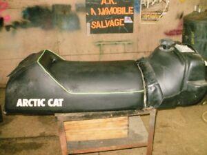 arctic cat seat