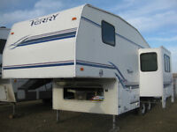 25ft Terry 5th Wheel