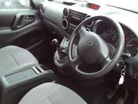 Peugeot Partner 850 S 1.6 Hdi 90 Van DIESEL MANUAL WHITE (2011)