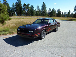 1987 Monte Carlo SS For Sale