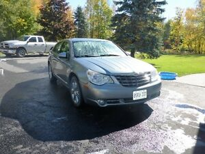2008 Chrysler Sebring Limited Sedan AWD Cornwall Ontario image 9