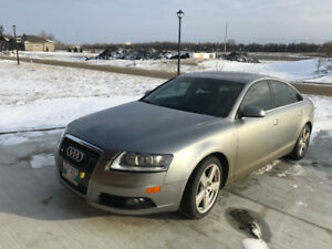 2006 Audi A6 4.2 S-Line Sedan - BEST A6 DEAL ON KIJIJI