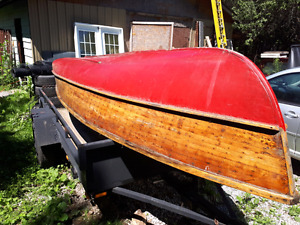 Cedar Strip boat