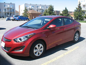 2016 Elantra L 11000km -Peace of Mind - Truly Like New Condition
