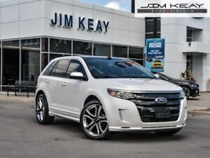 2014 Ford Edge Sport  - Leather Seats -  Bluetooth - $109.19 /Wk