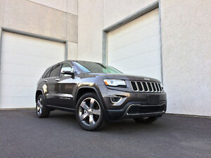 Jeep Grand Cherookee 2015 Limited full ''Cuir, Toit, Nav, Mag 20