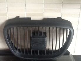 Seat Leon grill