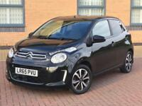 2015 / 65 Reg Citroen C1 1.0 VTi ETG Flair Automatic Only 2 Owners + Only 19K