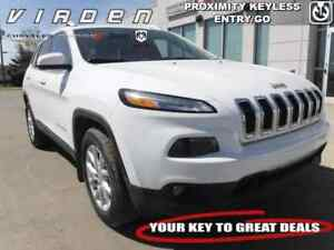 2018 Jeep Cherokee North 4x4 **LOW KMS!! DEMO!!**
