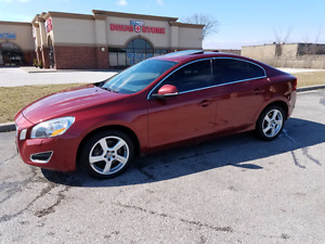 2012 Volvo S60 T5 - Saftied and E TESTED