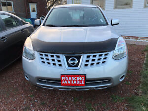 2010 Nissan Rogue 4 Cylinder, Good Condition